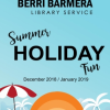 Thumbnail image for Summer Holiday Fun at the Berri Barmera Library Service for December 2018 to January 2019!