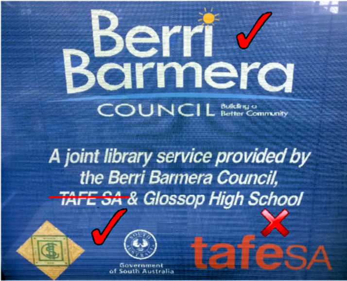 Post image for TAFE SA exits Berri joint use library agreement