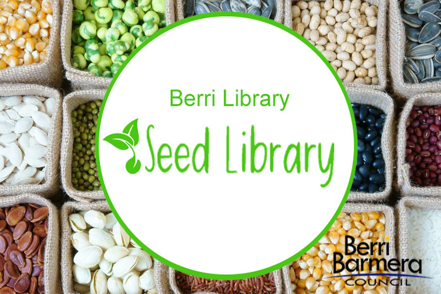 Post image for Berri Library Seed Library