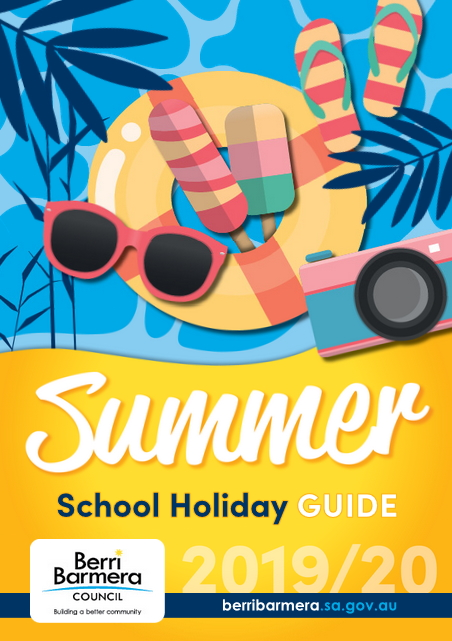 Post image for Berri Barmera Council Summer School Holiday Guide 2019/20 available now!