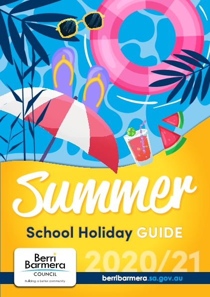 Post image for Berri Barmera Council Summer School Holiday Guide 2020/21 available now!